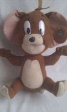Adorable My 1st Big 'Jerry' Tom & Jerry Plush Toy + Tag